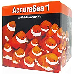 Two Little Fishies HALF SIZE AccuraSea1 Artificial Saltwater Mix (Approx. 25 gallons)