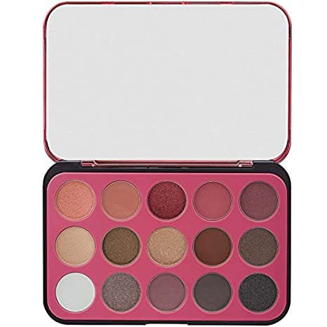 Glam Reflection 15 Farben Shadow Palette L Amour Amazon