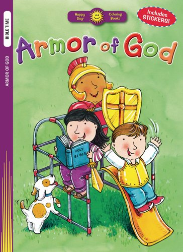 Armor of God (Happy Day® Coloring Books: Bible