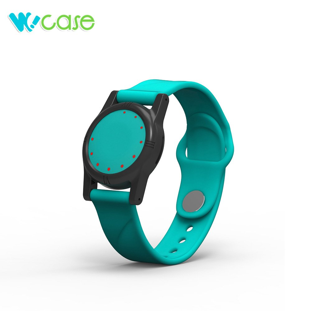 WoCase Wristband for Misfit Flash and Shine One Size, Fits Most Wrist Activity and Sleep Tracker Band Bracelet 1st Gen.