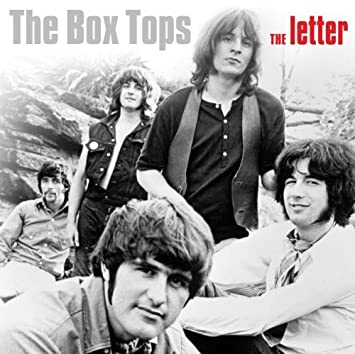 The Box Tops   The Letter by The Box Tops (2001 07 02)   Amazon