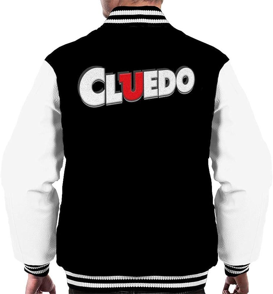 Hasbro Cluedo 2016 Logo Mens Varsity Jacket: Amazon.es: Ropa y accesorios