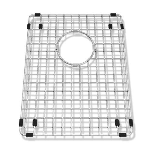 American Standard 791565-203070A Prevoir Bottom Grid 12-Inch x 15-Inch Kitchen Sink Rack, Stainless Steel