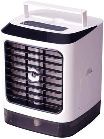 Mini enfriador de aire ventilador del ventilador Aire ...