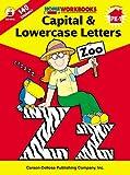 Capital and Lowercase Letters, Grades PK - 1, CARSON DELLOSA, 088724713X