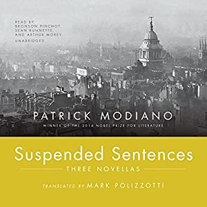 Suspended Sentences Audiobook