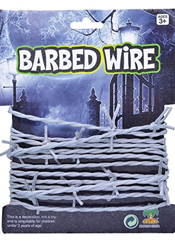 (Bristol Novelty Halloween Party Fancy Dress Fake Barbed)