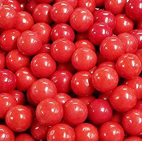 Balls of Fire Hot Cinnamon Gumballs - 1 Lb ()