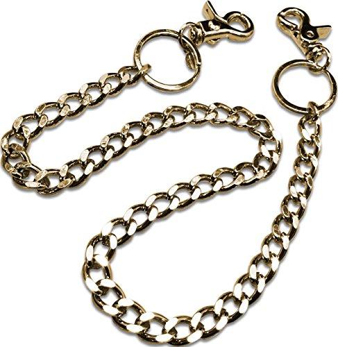 gold chain belt - 2
