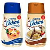 La Lechera Dulce de Leche and Sweetened Condensed Milk Combo Pack Larger Image