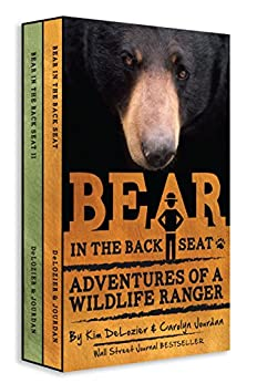 Bear in the Back Seat I and II: Adventures of a Wildlife Ranger in the Great Smoky Mountains National Park: Boxed Set: Smokies Wildlife Ranger Book 3 by [Jourdan, Carolyn, DeLozier, Kim]