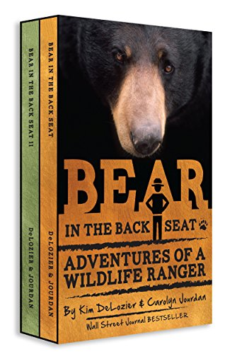 Bear in the Back Seat I and II: Adventures of a Wildlife Ranger in the Great Smoky Mountains National Park: Boxed Set: Smokies Wildlife Ranger Book 3 - Cades Cove Smokey Mountains
