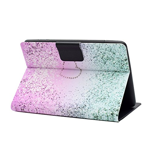 5 You Cover Cover Ultrathin LMAZWUFULM Always with Cover for PU Apple Closure Leather Inch Magnetic Foldable Leather iPad 2017 10 Function Holster Bookstyle of Pro Case Leather fo Flip Glitter Color Pattern Stent Uwqwd0C