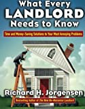 What Every Landlord Needs to Know 9780071438872