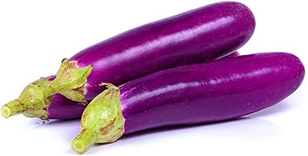Amazon.com : Long Purple Eggplant Seeds, 100 Heirloom Seeds Per Packet, Non  GMO Seeds : Garden & Outdoor