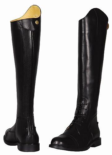 Amazon.com: TUFFRIDER Men's Baroque Field Boot - Regular: Sports ...