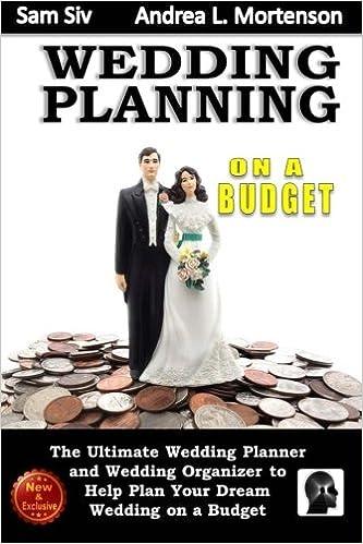 Amazoncom Wedding Planning on a Budget The Ultimate Wedding