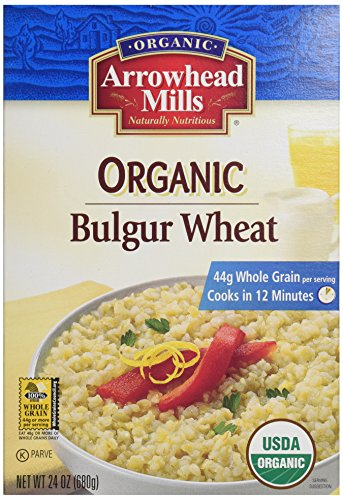 Arrowhead Mills Organic Bulgur Wheat 24 oz ()