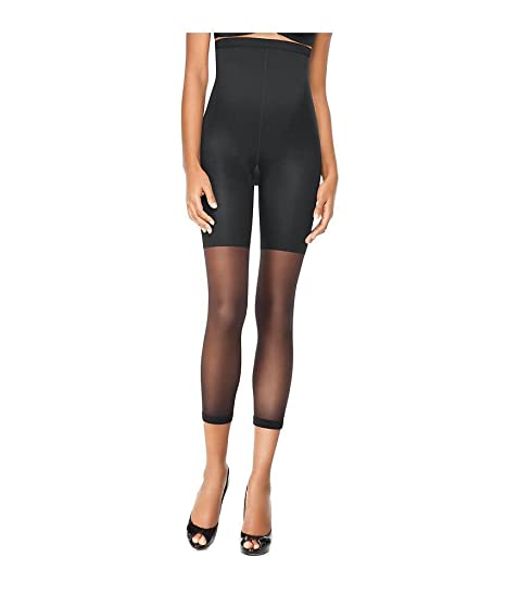 bd29f1d4c5 SPANX In-Power Line Super High Footless Shaper  Amazon.ca  Clothing    Accessories