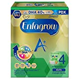 Enfagrow Instant Milk Powder A+ 360 Mind Plus 4 , Plain Flavored 550g suitable for over 3 years children and All the family