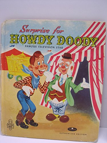 Surprise for Howdy Doody, Famous Television Star