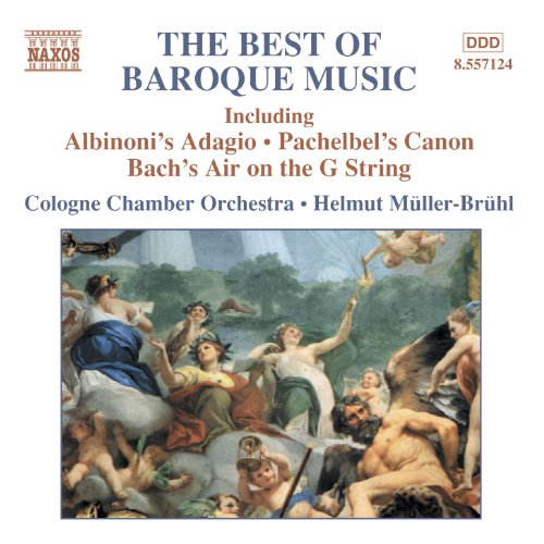 (Best Of Baroque Music (Cologne Chamber Orchestra))
