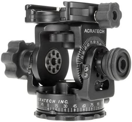 Acratech Panoramic Head with QR 25 lbs Load Capacity