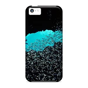 meilz aiaiCaroleSignorile ipod touch 5 Hybrid Cases Covers Bumper Alone With The Fishesmeilz aiai