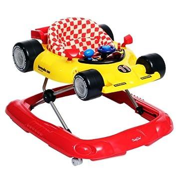 Amazon.com: Fórmula Deportes Coche de Carreras Baby Walker ...