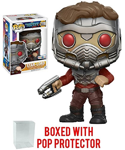 Funko Pop! Guardians of the Galaxy Vol. 2 Star-Lord #209 Toy