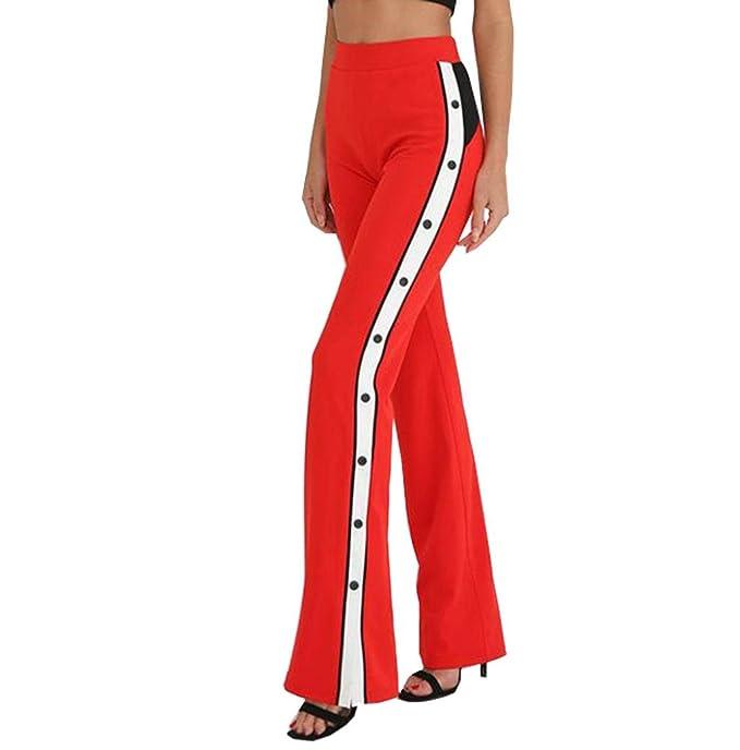 San Francisco b3df5 12907 pantaloni fila con bottoni laterali amazon