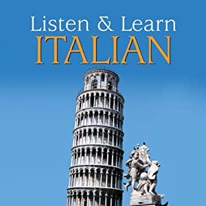 Listen & Learn Italian Audiobook