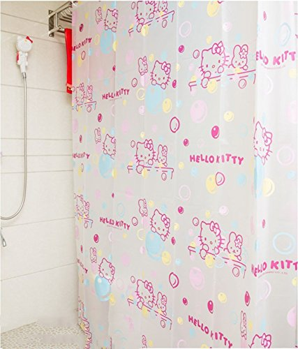 Hello Kitty Shower Curtain - 7