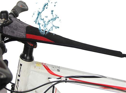 Red de sudor para bicicleta de 2 piezas - Marco de bicicleta ...