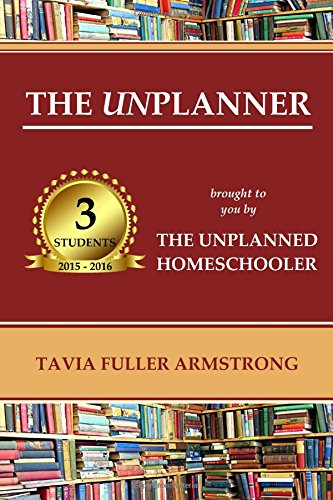 The Unplanner: 3 Students, 2015 - 2016 (Volume 3)