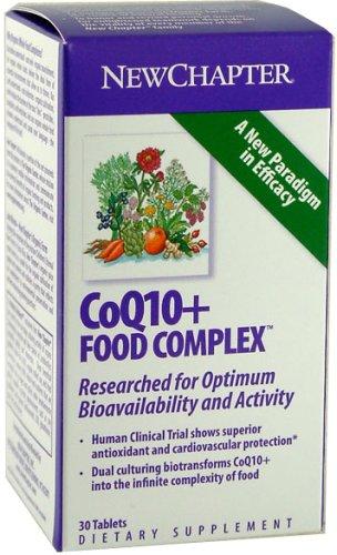 CoQ10 60 Caps (Coenzyme Q10 - Cœur & Support Circulation) - Nouveau chapitre