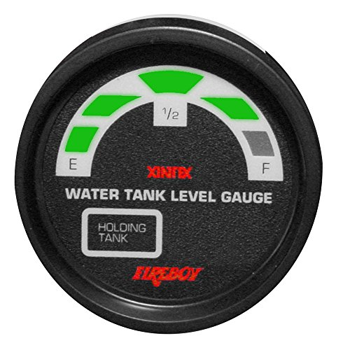 Holding Tank Level Gauge (Xintex Holding Tank Display Round 2