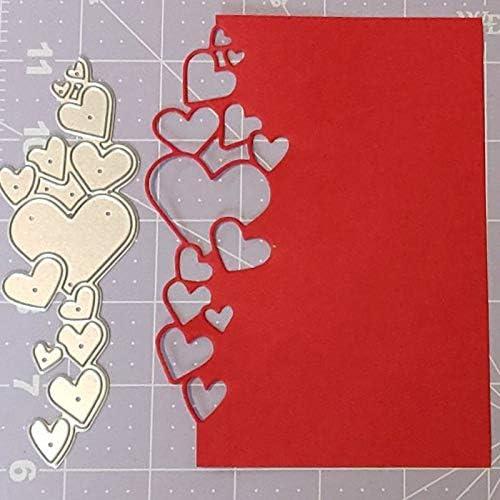 love shape balloons scrapbook cutting dies metal die cuts for scrapbooking*d.RZ
