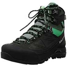 Salomon Mens X Alpine Mountain Gore-Tex Nubuck Boots