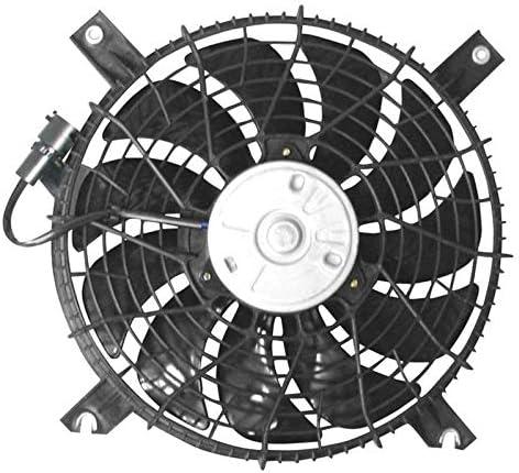 APDI 6039103 a/c condensador Ventilador Montaje: Amazon.es: Coche ...