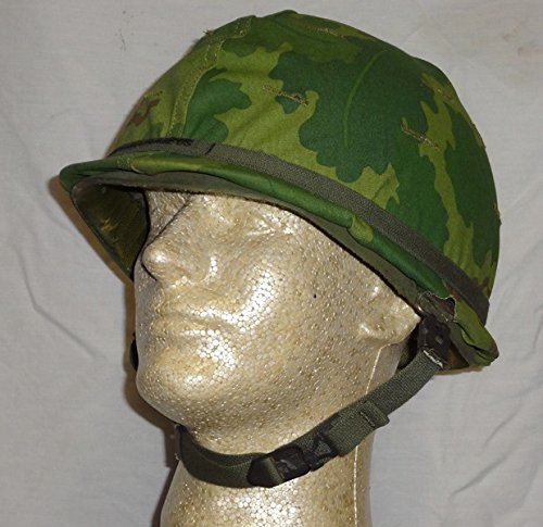 Used, M-1 Helmet Complete Reenactor for sale  Delivered anywhere in USA