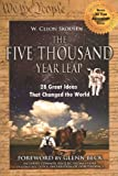 img - for The Five Thousand Year Leap with Glenn Beck Foreword & Common Sense by Paine book / textbook / text book