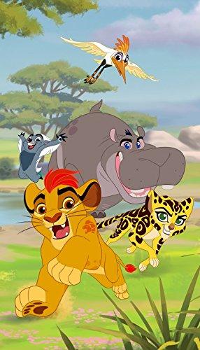 Amazon Com 1art1 The Lion Guard Window Curtain Kion Fuli Banga