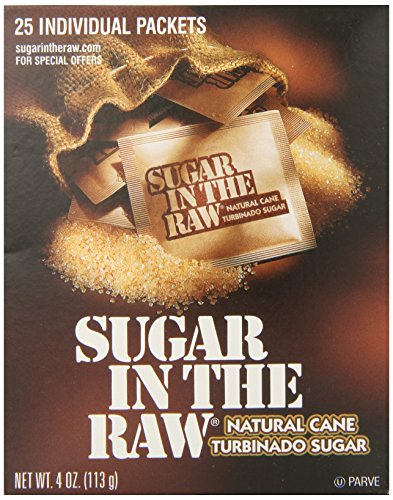 Sugar In The Raw Natural Cane Turbinado Sugar 4 (Natural Turbinado Sugar)
