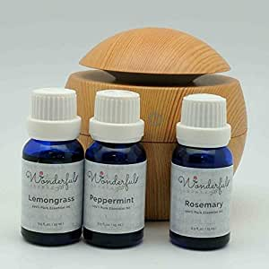 Amazon.com : Essential Oil And Diffuser Gift Sets : Beauty