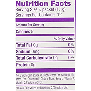 Crush Singles To Go Powder Packets, Water Drink Mix, Grape, Non-Carbonated, Sugar Free Sticks (12 Boxes with 6 Packets Each – 72 Total Servings)