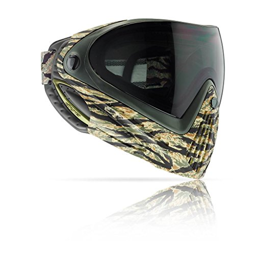 (Dye I4 Thermal Paintball Goggles - Tiger)