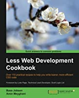 Less Web Development Cookbook Front Cover