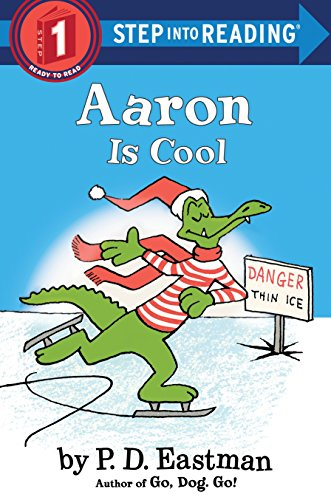 Aaron Is Cool  Step Into Reading