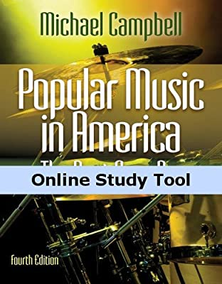 CourseMate for Campbell's Popular Music in America: The Beat Goes On, 4th Edition